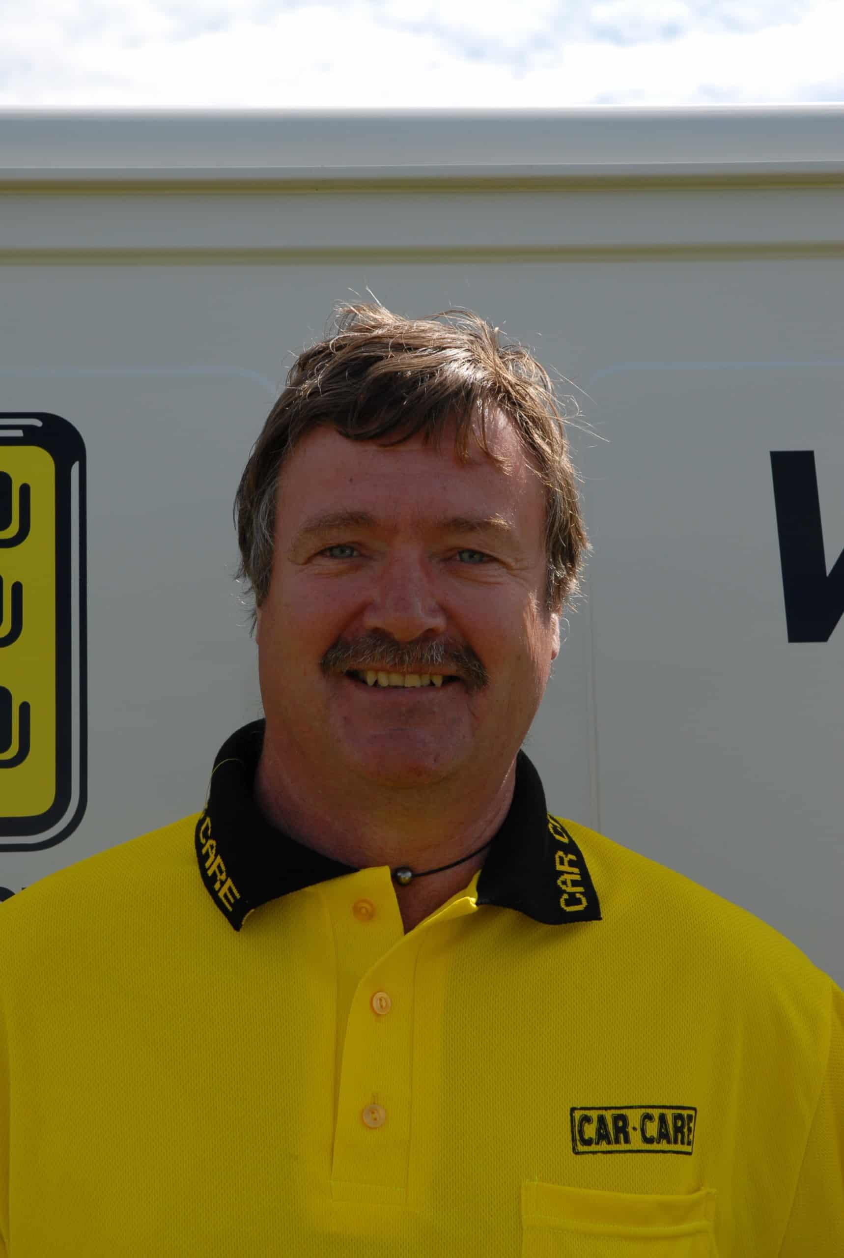 Alan at Car Care in Maddington
