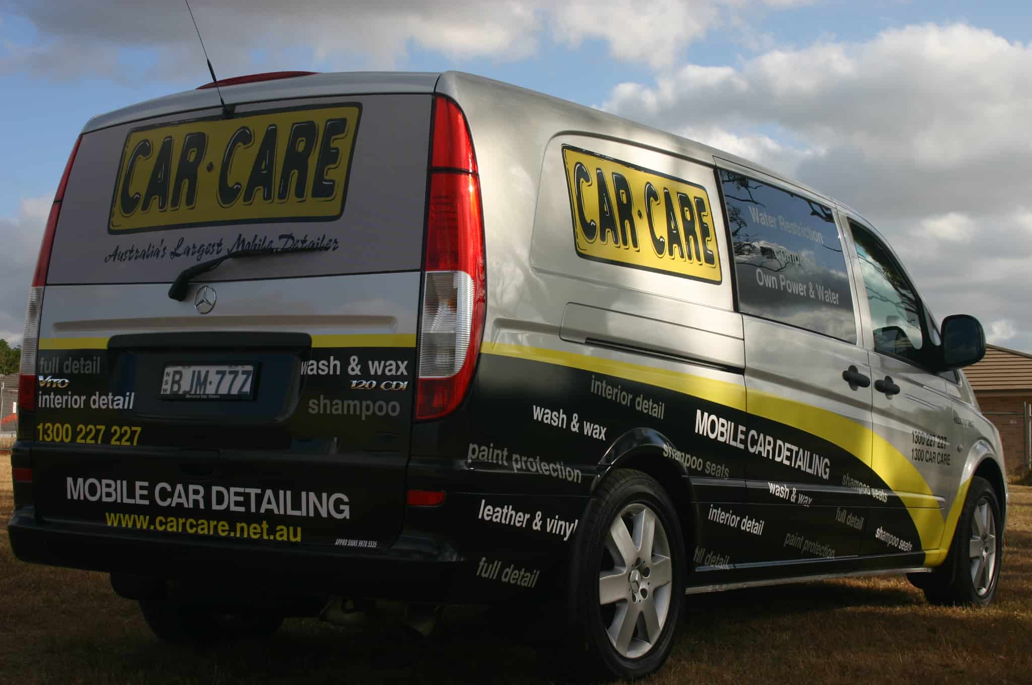 Car Care Van