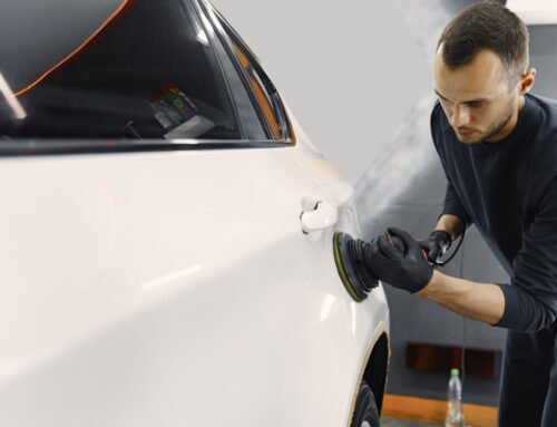 What Should You Do If Your Car Has a Minor Scratch?
