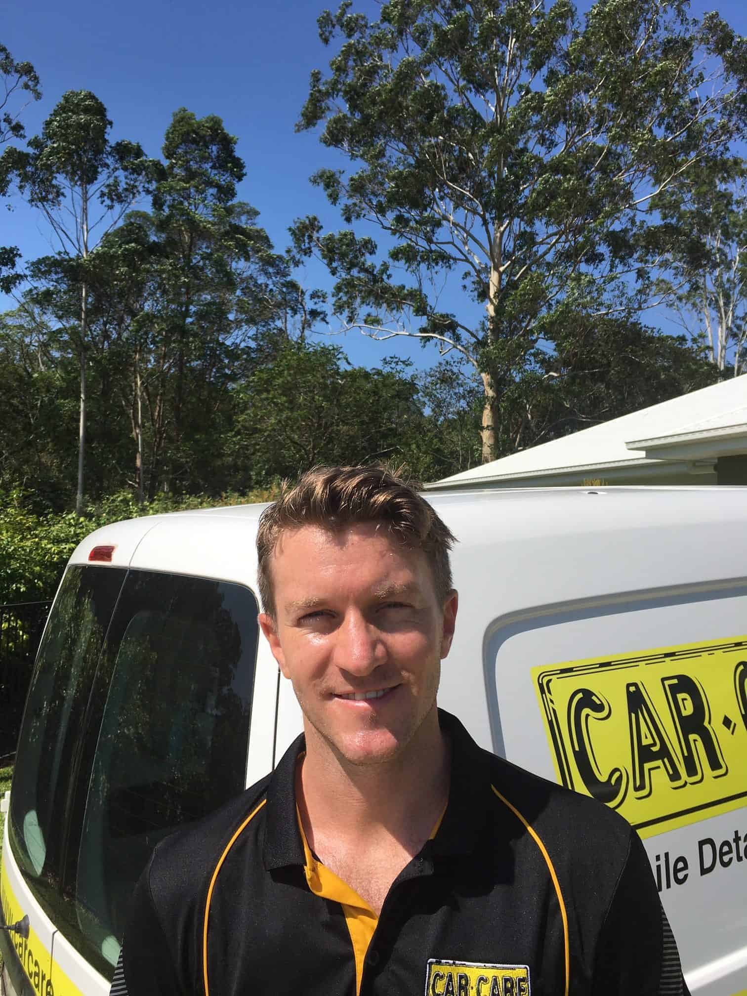 Daniel Burrows Car Care Ipswich rotated